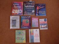 HUGE BUNDLE OF NURSING / HEALTHCARE BOOKS