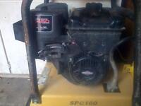 side drive motor