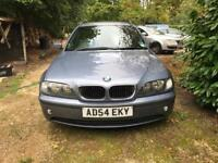 BMW 320D touring estate - owned for 12 years