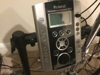Roland TD9 V Drum Kit in very good condition.