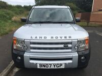 Landrover Discovery 2.7TD HSE Low Mileage, Sat Nav, Full Leather Heated Seats, 7 seater, Ex Cond!