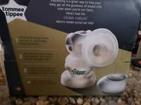Tomee tipee electric breast pump