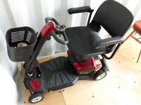 Apex Elite Traveller Sport (S74) mobility scooter