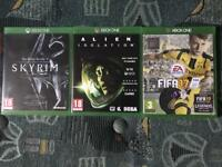 3 games £20