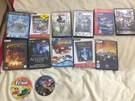 Random ps2 and pc games