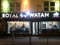 Waiters/Waitresses Needed