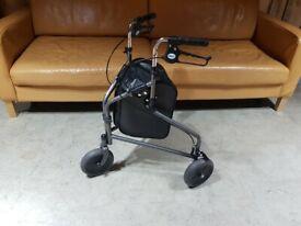Days Mobility Folding Rollator / Walker