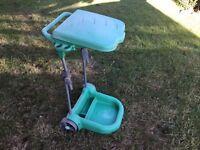 Garden Tidy Cart by Hozelock