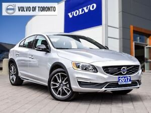 2017 Volvo S60 Cross Country T5 AWD Platinum