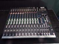 Alto Live1604 16 Channel Mixer