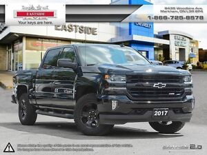 2017 Chevrolet Silverado 1500 LTZ!! WIRELESS CHARGING!! SUNROOF!