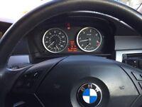 BMW 530D automatic!