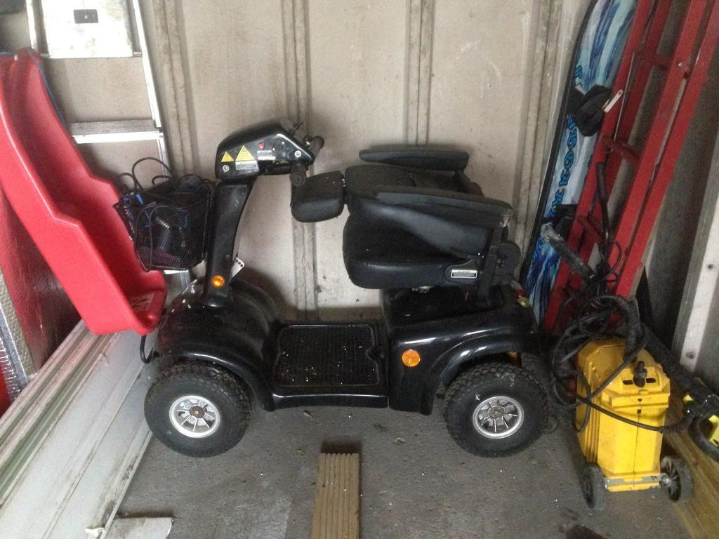 Rascal 820 mobilaty scooter