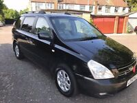 2008 KIA Sedona 2.9 CRDi LS 5dr Good Family Car 7 Seater @07445775115