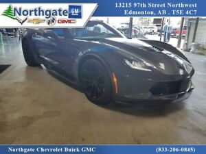 2017 Chevrolet Corvette Grand Sport Collector Edition, Over $103