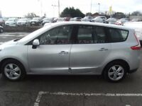 2010 59 RENAULT GRAND SCENIC 1.5 DYNAMIQUE DCI 5D 105 BHP ** GUARANTEED FINANCE ** PART EX WELCOME