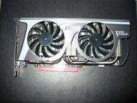 MSI NVIDIA GeForce 560 GTX (1024 MB) (N560GTXTI TWIN FROZR II/OC) Graphics Card