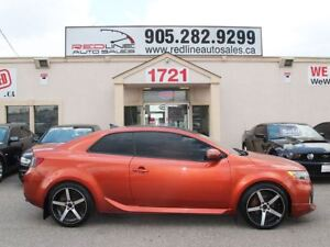 2010 Kia Forte Koup Leather, Sunroof, WE APPROVE ALL CREDIT