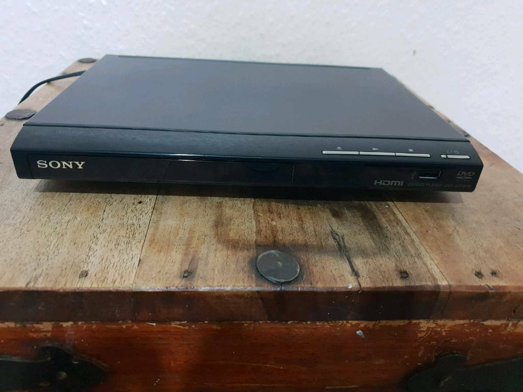 Sony,CD/DVD player without remote hdmi /Usb port | in Bradford, West  Yorkshire | Gumtree