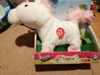 Dream Kingdom magical walking unicorn