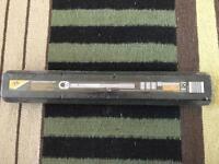Auto XS Torque wrench set (new)