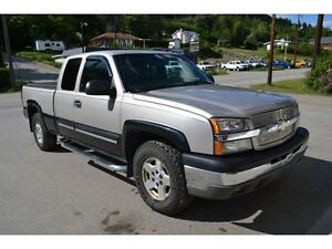 2004 Chevrolet Silverado 1500 LT