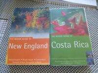 The Rough Guide to Costa Rica and New England