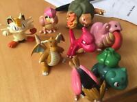 Pokemon tomy toy figures