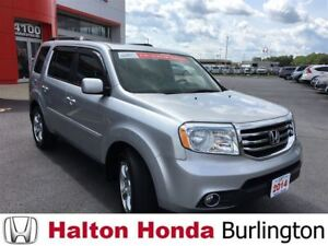 2014 Honda Pilot EXL|ONE OWNER|ACCIDENT FREE