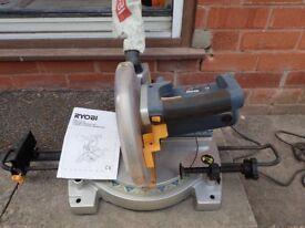 Ryobi EMS-1425L Laser Compound Mitre Saw