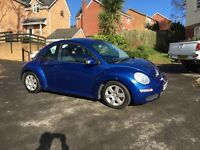 Volkswagen Beetle diesel new mot and service history (recent timing belt change nice condition