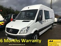 Mercedes Sprinter 313 2.1 CDI 3.5T LWB H/R (Mess Unit)