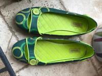 Ladies Gola Shoes