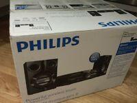 Philips FX15/12 Mini Hi-Fi System BRAND NEW