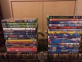 Childress DVDs