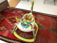 Fisher-Price Spacesaver Jumperoo Rainforest Friends