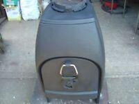 jotul No1 cast iron wood burner