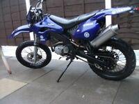 58 Peugeot xps ct-125 yamaha engine swap mx bike and cash