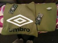 Umbro Tracksuit Retro Vintage Style Spellout Full Large BNWT
