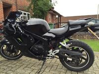 Hyosung GT125R Highly modified