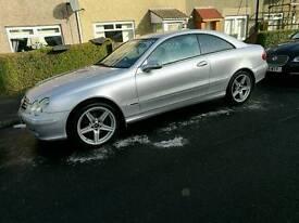 Mercedes clk 2.7diesel