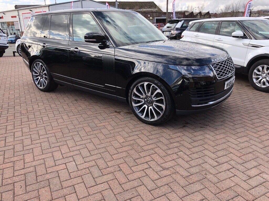 Range Rover Black >> Range Rover vogue 2018 | in Hale, Manchester | Gumtree