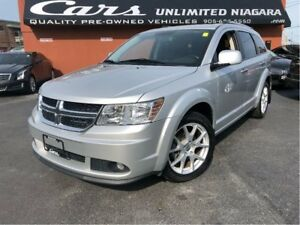 2011 Dodge Journey R/T | NAVI | CAMERA | AWD | NO ACCIDENTS