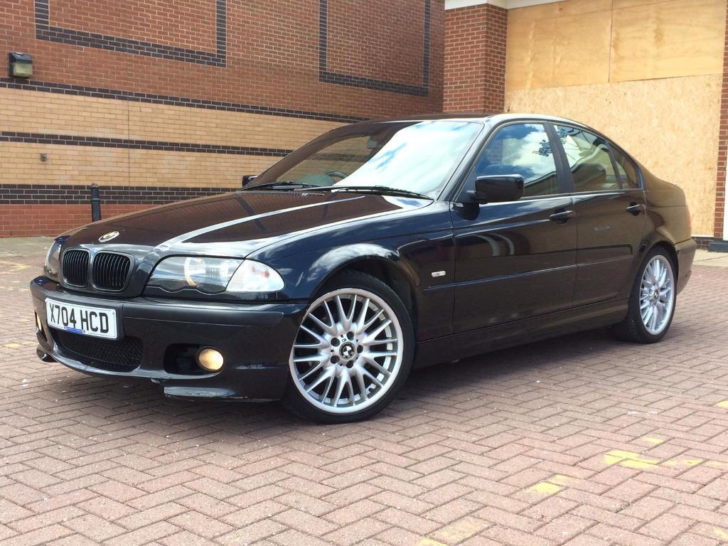 bmw 320d e46 m sport in gloucester gloucestershire gumtree. Black Bedroom Furniture Sets. Home Design Ideas