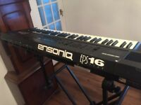 Ensoniq EPS 16 Professional Synthesizer