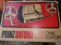 VINTAGE CINE FILM EDITOR