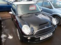 MINI COOPER S*IMMACULATE CONDITION FOR YEAR*SERVICE HISTORY**GREAT LOOKER*GREAT PERFORMANCE*NEW MOT