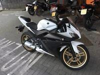 Yamaha yzf r125 5000miles