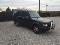 Land Rover discovery td5 gs model 7 seater