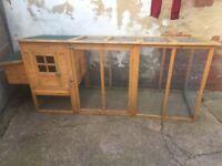 Chicken coop house